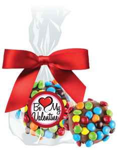 Valentine's Day Mini M&M Chocolate Oreo - Traditional