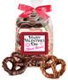 Valentine's Day Gourmet Chocolate Pretzel Bag - Sexy