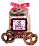 Valentine's Day Gourmet Chocolate Pretzel Bag - Humor