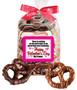 Valentine's Day Gourmet Chocolate Pretzel Bag - Friends