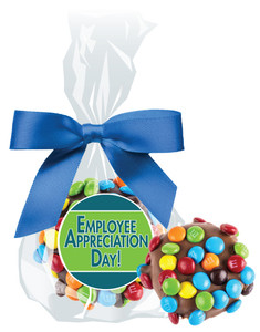 Employee Appreciation Chocolate  Oreos W/ Mini M&Ms