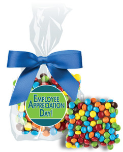 Employee Appreciation  Chocolate Grahams W/ Mini M&Ms