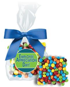 Employee Appreciation Mini M&M Chocolate Graham