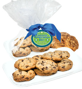 Employee Appreciation Chocolate Chip Butter Cookies