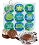 Employee Appreciation Cookie Talk 9pc Chocolate Oreo Box
