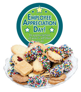 Employee Appreciation Butter Cookies