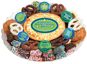 Employee Appreciation  Cookie Pie &  Cookie Assortment