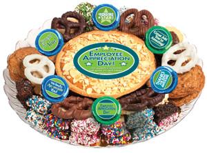 Employee Appreciation Cookie Pie & Cookie Platter