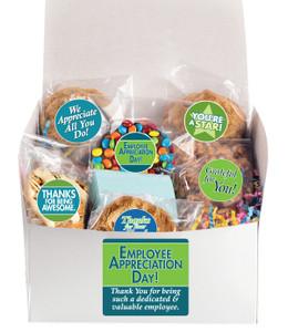 Employee Appreciation Box Of Treats