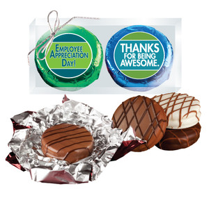Employee Appreciation Chocolate Oreo Duo