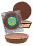 Employee Appreciation Peanut Butter Candy Pie - Plain