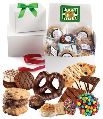 St Patrick's Day Box of Treat - Assorted