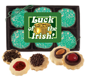 St. Patricks Day Butter Cookies
