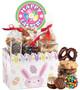 Easter Basket Box of Gourmet Treats - Large