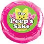 Peeps Chocolate Oreo
