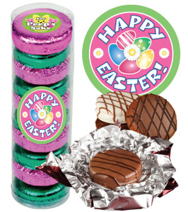 "EASTER/ SPRING ""COOKIE TALK""  CHOCOLATE OREO CYLINDER"