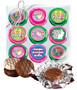 Easter Cookie Talk 9pc Chocolate Oreo Box
