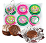 Easter Cookie Talk 6pc Chocolate Oreo Box