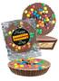 Admin/Office Staff Peanut Butter Candy Pie - M&M