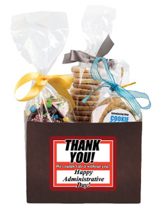 Admin/ Office Staff  Gift Basket Box