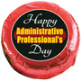 Happy Administrative Professionals Day Chocolate Oreo Foil
