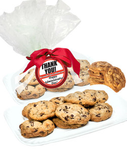 Admin/Office Staff Butter Chocolate Chip Cookie Platter