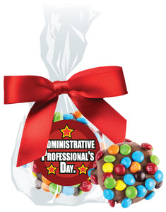 Admin/Office Staff Chocolate Oreo with M&Ms