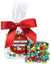 Admin/Office Staff Chocolate Grahams with M&Ms