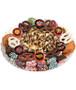 Caramel Popcorn & Cookie Platter