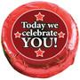 Celebrate You Foil Wrapped Oreo