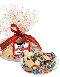 Admin/Office Staff Butter Cookie Assortment Platter