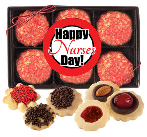 Nurse Appreciation 12pc Butter Cookies