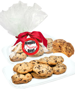 Nurse Appreciation Butter Chocolate Chip Cookies