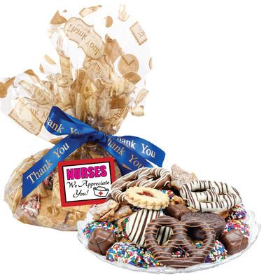 Nurse Appreciation Cookie Platter Supreme