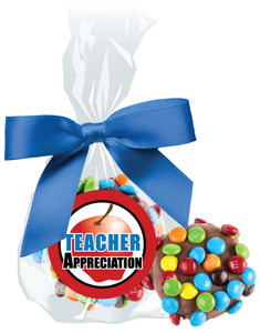 TEACHER APPRECIATION CHOCOLATE  OREOs w/ M&Ms