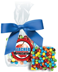 TEACHER APPRECIATION CHOCOLATE GRAHAMS w/ M&Ms
