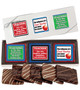 Teacher Appreciation Cookie Talk 6pc Chocolate Graham Box