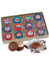 Teacher Appreciation Cookie Talk 12pc Chocolate Oreo Box