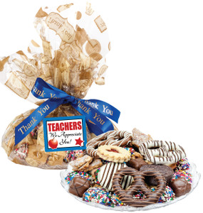 Teacher Appreciation Cookie Platter Supreme