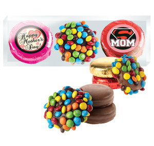 Mother's Day Chocolate Oreo & Mini M&M Trio