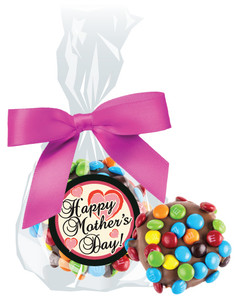 Mothers Day Chocolate Oreos W/ M&Ms