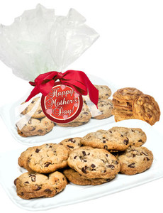 Mothers Day Butter Chocolate Chip Cookies
