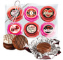 Mother's Day Cookie Talk 6pc Chocolate Oreo Box