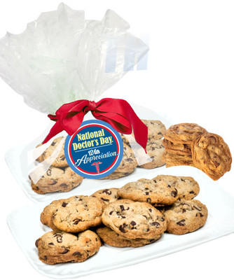 Doctor Appreciation Chocolate Chip Butter Cookies