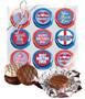 Doctor Appreciation Cookie Talk 9pc Chocolate Oreo Box
