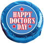 Happy Doctor's Day Chocolate Oreo Cookie