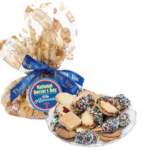 Doctor Appreciation Butter Cookie Platter