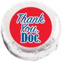 Thank You Doc Chocolate Oreo Cookie