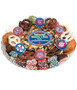 Doctor Appreciation Caramel Popcorn & Cookie Platter