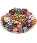 Doctor Caramel Popcorn & Cookie Platter